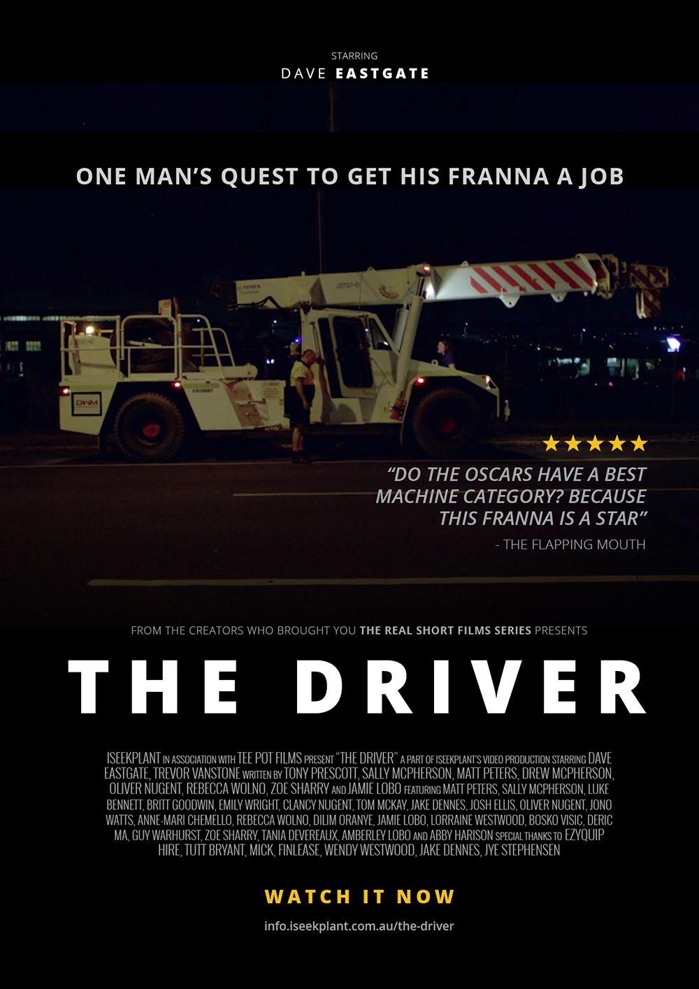 'The Driver' Movie Poster Watch it Now.png